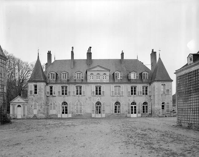 château de la Nativité de la Vierge, puis maison, actuellement ferme