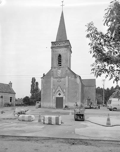 église paroissiale Saint-Denis
