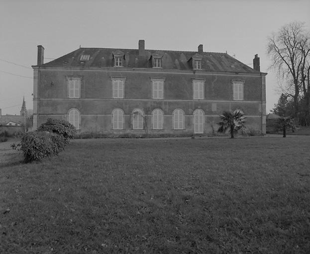 maison dite maison La Bade