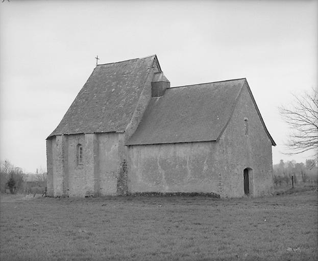 chapelle Saint-Ménélé