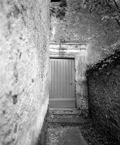 prieuré ; église paroissiale Saint-Aubin