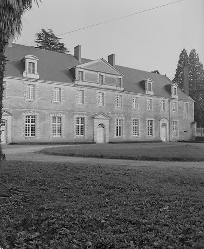 abbaye de Prémontrés Notre-Dame, actuellement maison