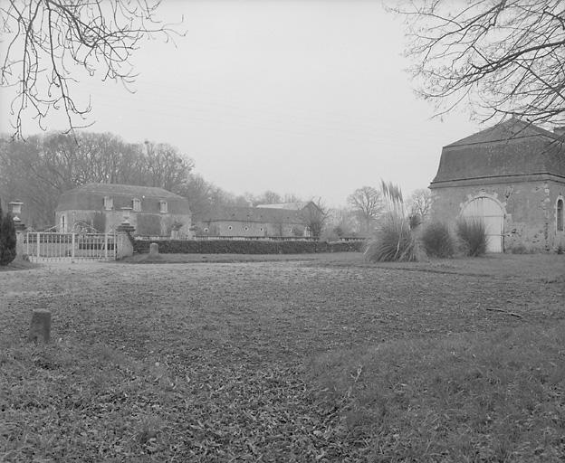 château Notre-Dame, actuellement maison