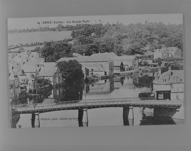 pont dit le Grand-Pont