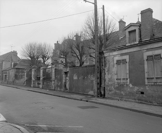 maison dite maison Le Coudray
