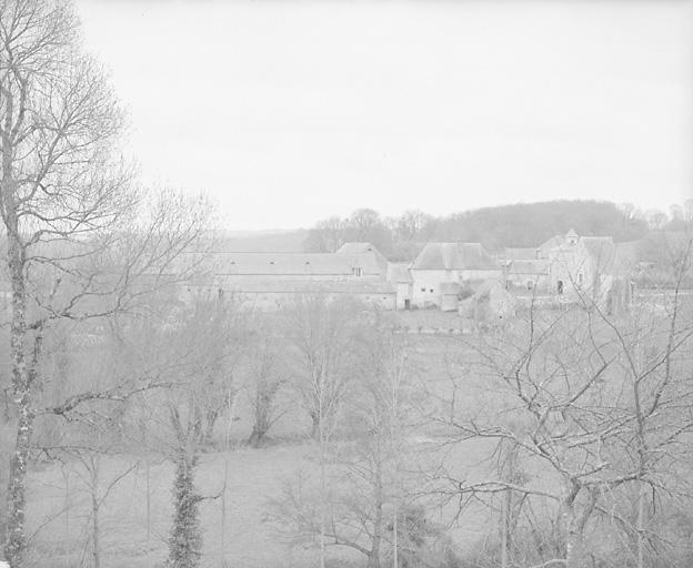 manoir Notre-Dame de Pitié, actuellement ferme