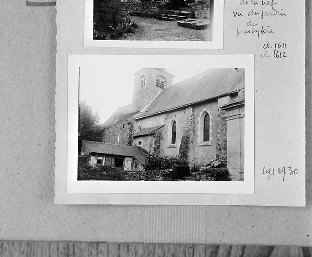 église paroissiale Saint-Maurille
