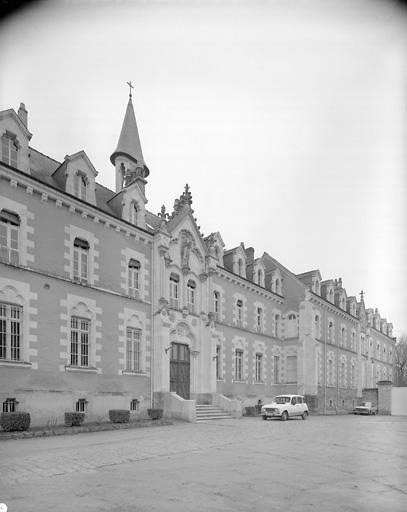 abbaye de Bénédictines Sainte-Cécile