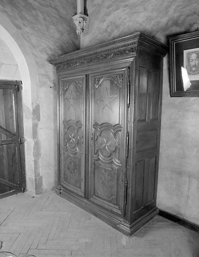 armoire de sacristie n° 3