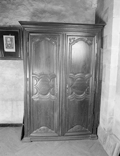 armoire de sacristie n° 4