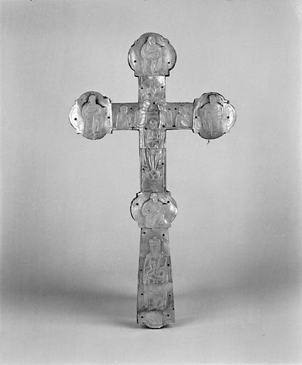 croix-reliquaire n° 2