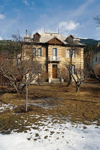 maison dite Villa Chabrand