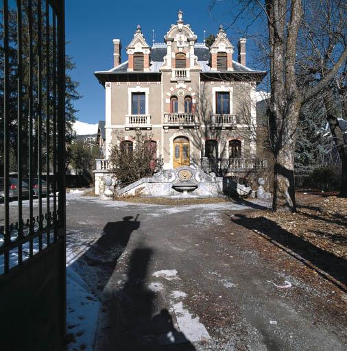 maison dite Villa La Fontaine ou Villa Pinoncely