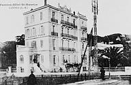 hôtel de voyageurs dit villa Marie-Madeleine et Pension Saint-Maurice, actuellement Hôtel des Gabres