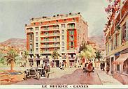 hôtel de voyageurs dit Hôtel Meurice, puis Palais Meurice