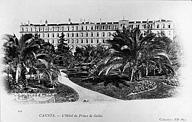hôtel de voyageurs dit Hôtel du Prince de Galles, puis pensionnat des Soeurs du Bon Pasteur