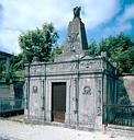 Chapelle Funéraire de la Famille Huot de Goncourt