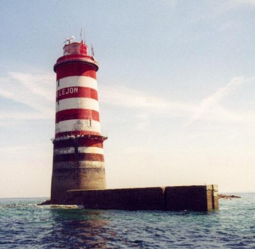 Phare du Grand-Léjon (Etablissement de signalisation maritime n° 550/000)