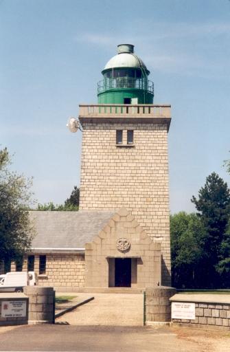 Phare d'Ailly (Etablissement de signalisation maritime n°92/000)