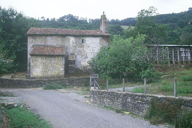 Chapelle Saint-Cyprien d'Ascombéguy
