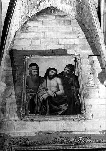tableau : Ecce Homo, le Christ entre deux bourreaux