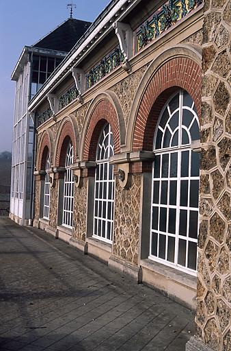 institut de recherche viticole et oenologique Moët et Chandon ; fort Chabrol