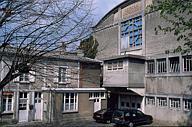 cercle ; cinéma ; salle des fêtes ; salle de patronage du Cercle Catholique dite La Cité, actuellement édifice sportif