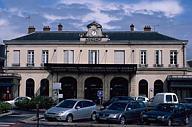 gare de chemin de fer d\