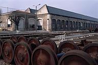 ateliers de réparation des chemins de fer, aujourd\