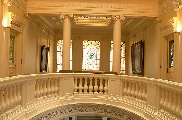 hôtel de négociant en vins dit hôtel Auban-Moët, actuellement mairie
