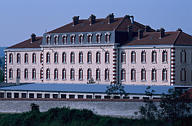 caserne de cavalerie dite Quartier de Cavalerie Margueritte ou Quartier de cavalerie d\