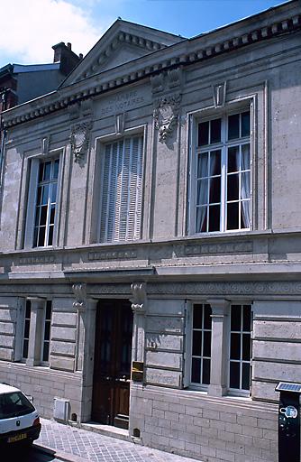 siège de corporation de notaires ; Chambre des notaires