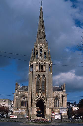 chapelle de l'Hôpital Auban-Moët dite Notre-Dame-de l'Assomption