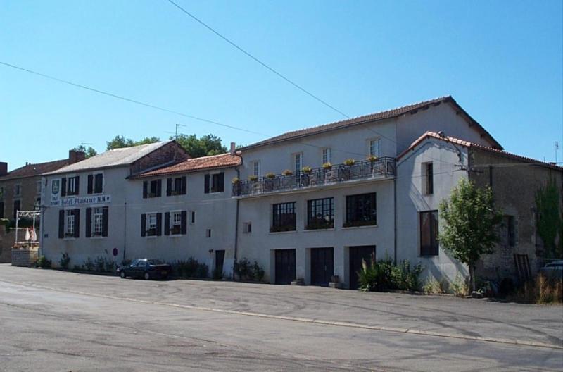 Hôtel de voyageurs