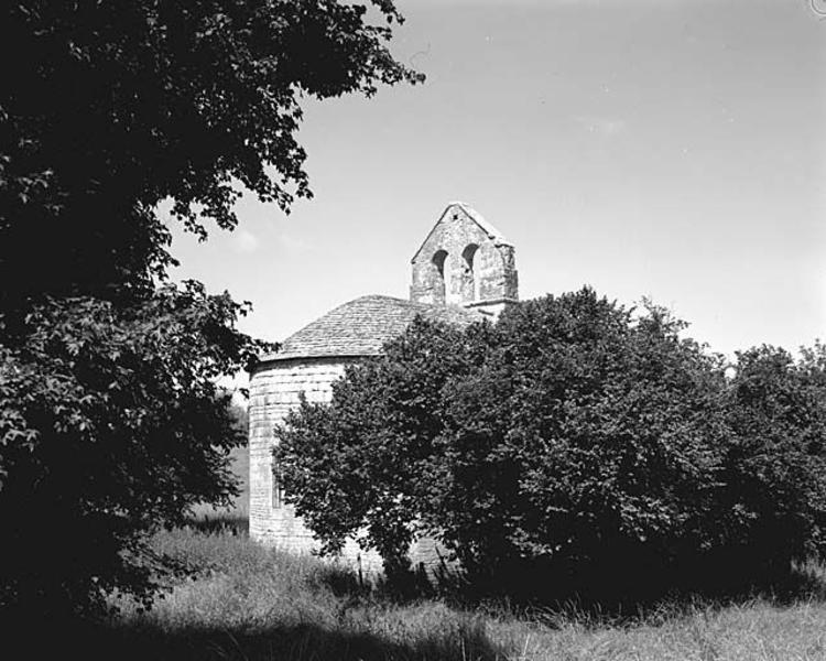 Église paroissiale Saint-Pierre, actuellement chapelle de Chabossant