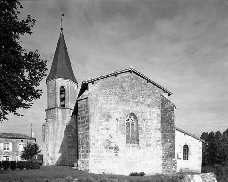 Église paroissiale Saint-Pierre-ès-Liens