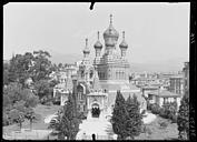 Cathédrale orthodoxe Saint-Nicolas et chapelle du tsarévitch Nicolas Alexandrovitch