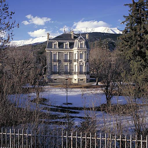 maison dite Villa La Blachière ou Villa Ollivier