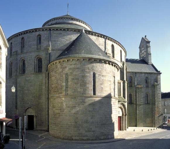 églises et chapelles de Quimperlé