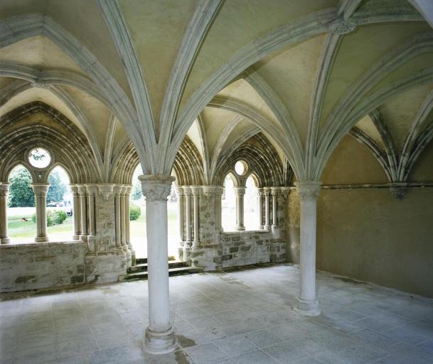 Abbaye de cisterciens Notre-Dame, puis Saint-Maurice