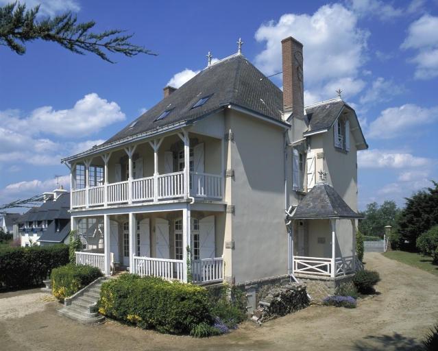 demeure (villa) dite La Louisiane