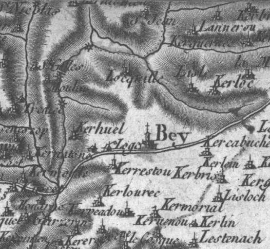 Présentation de la commune de Baye