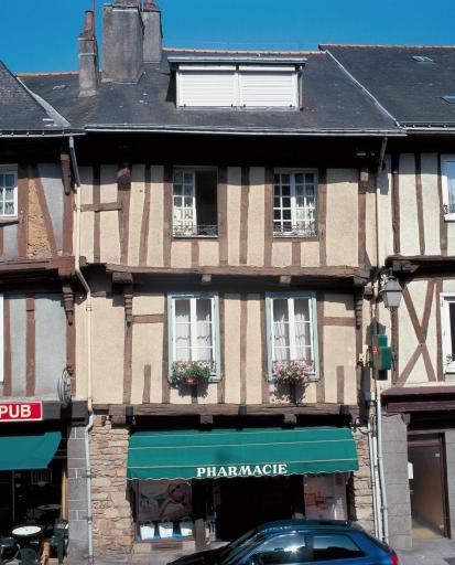 Maison dite Mazette de La Saudraye