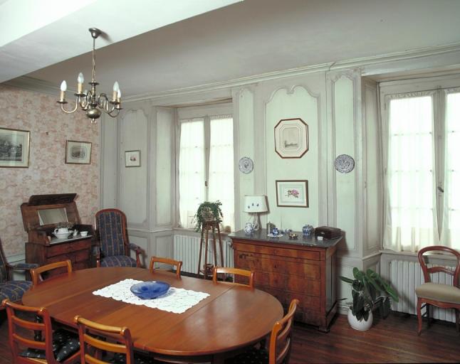 hôtel Le Capitaine du Boisdaniel