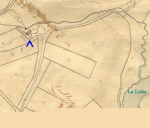 moulins à eau de Quimperlé
