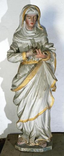 Statue de sainte Anne