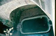 Fontaine et pont