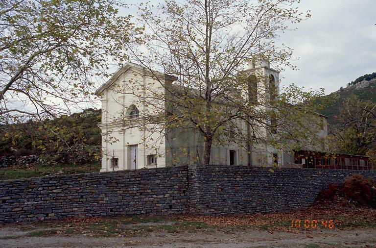 chapelle Notre-Dame-du-Bon-Secours, dite chapelle di a Scupiccia