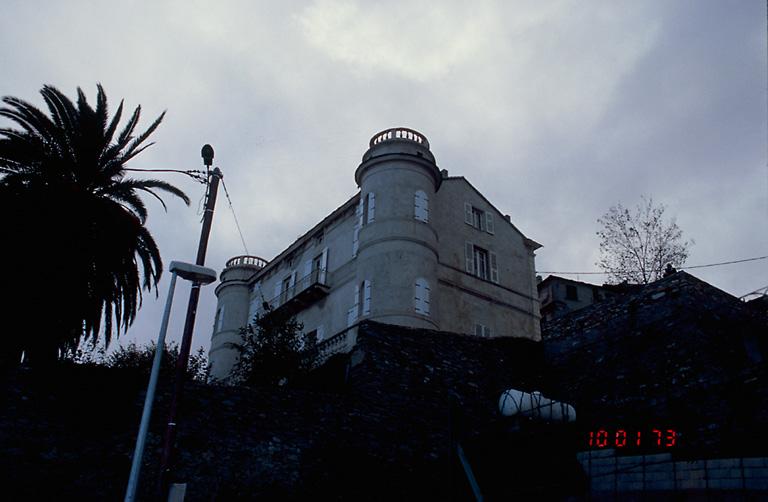 maison de notable, villa Casalta-Santolini