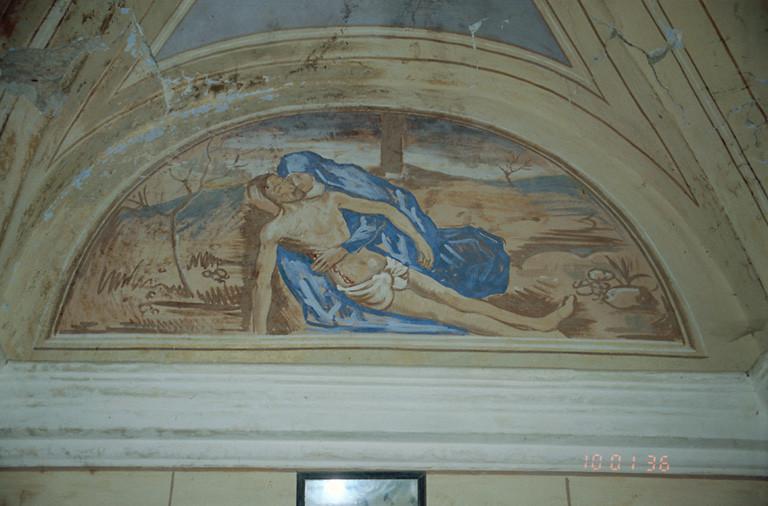 le mobilier de la chapelle Notre-Dame-du-Bon-Secours, dite chapelle di A Scupiccia